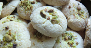 Arabic Cookies Recipe in Urdu
