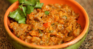 Baingan Bharta Recipe in Urdu