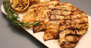 Grilled Asian Chicken Recipe in Urdu