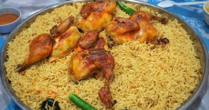 Easy Kabsa Recipe in Urdu