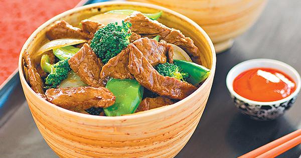 broccoli mutton