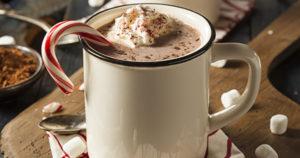 Candy Cane Cocoa Recipe in Urdu