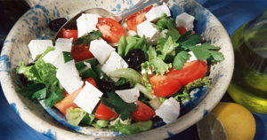 Arabic Fattoush Salad Recipe in Urdu