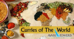 """Curries Of The World """"Avari Towers"""""""
