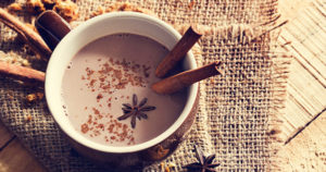 Hot Chocolate Chai Recipe in Urdu