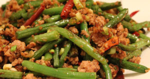 Smothered Green Beans Recipe in Urdu