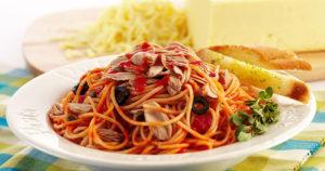 Tuna and Tomato Pasta Recipe in Urdu