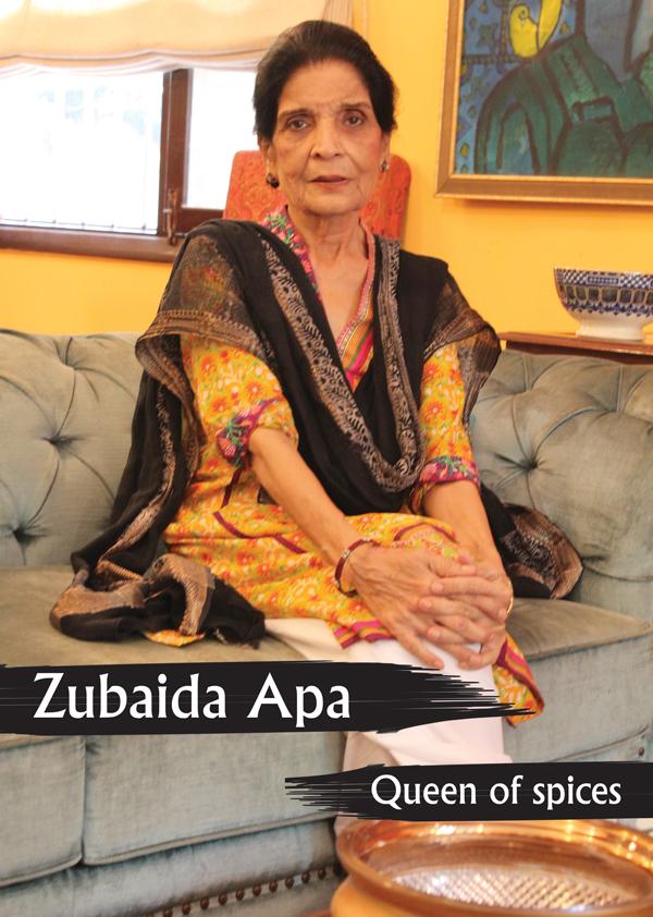 Zubaida-Apa