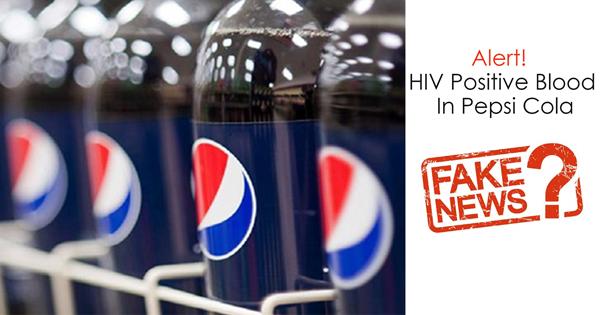 Alert!-HIV-Positive-Blood-In-Pepsi-Cola
