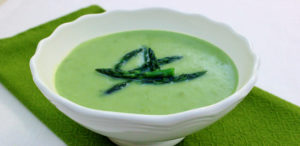 Green Velvet Soup Recipe in Urdu