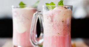 Italian Cream Soda Recipe in Urdu