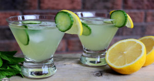 Refreshing Cucumber Lemonade Recipe in Urdu