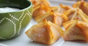 Buffalo Wontons Recipe in Urdu
