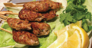 Lacha Kabab Recipe in Urdu