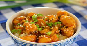 Orange Chicken Recipe in Urdu