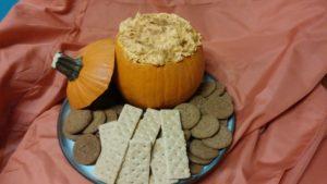 Pumpkin Fluff Dip Recipe in Urdu