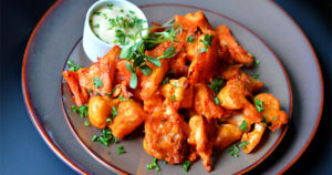 Cauliflower Wings Recipe in Urdu