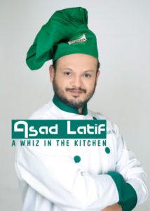 Chef Asad Latif