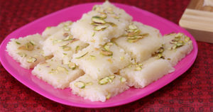 Coconut Halwa Recipe in Urdu