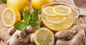 Ginger Lemonade Recipe in Urdu