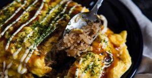 Special Italian Rice Omelet Recipe in Urdu
