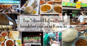 Best Halwa Puri Nashta in karachi