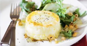 Cottage Cheese Souffles