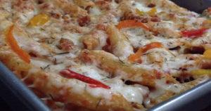 Cheesy Penne Pasta Recipe in Urdu