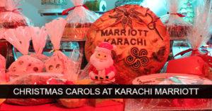 Christmas Carols at Karachi Marriott
