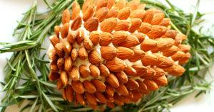 Pine Cone Cheese Ball Recipe in Urdu