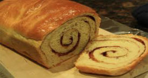 Cinnamon Raisin Swirl Bread Recipe in Urdu
