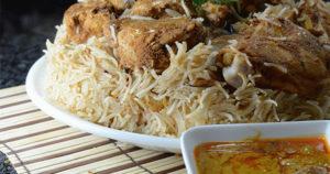 Arabian Chicken with Rice Recipe in Urdu