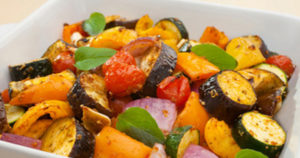 Baked Vegetables Recipe in Urdu