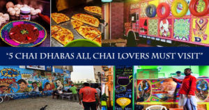 """5 Chai Dhabas All Chai Lovers Must Visit"""