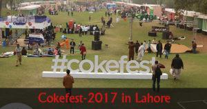 Coke Fest Food Festival 2017