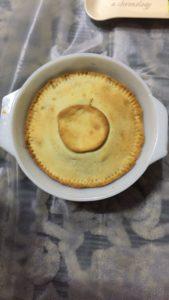 Chicken Crust Pie Recipe in Urdu
