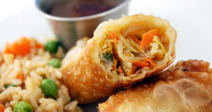 Southwestern Egg Rolls Recipe in Urdu