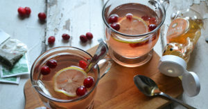 Hot Cranberry Tea Recipe in Urdu