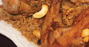 Arabic Chicken with Rice Recipe in Urdu