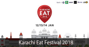 Karachi Eat Festival - where the foodies unite