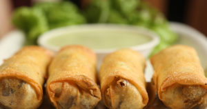 Egg Rolls Recipe in Urdu