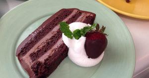 Chocolate Mousse Box Recipe in Urdu