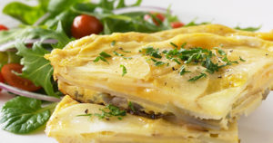 Spanish Omelette Recipe in Urdu