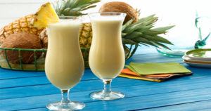 Pina Colada Recipe in Urdu