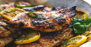 Italian Lemon Chicken Recipe in Urdu
