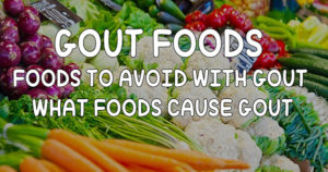 Nutritional Information and What to Avoid In Gout..?