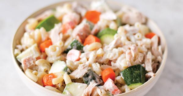 macroni saladd