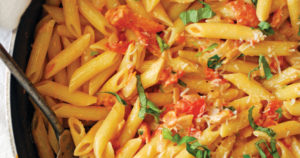 Penne Pasta Recipe in Urdu