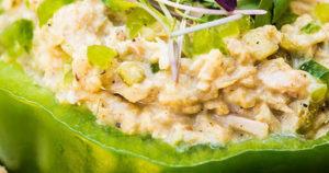 Cinnamon-Curry Tuna Salad Recipe in Urdu