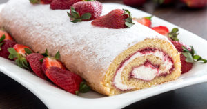 Special Swiss Roll Recipe in Urdu